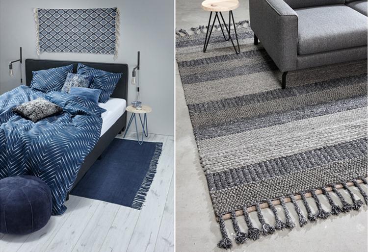 5 tips voor het kiezen van het perfecte vloerkleed - Het kiezen van kleuren voor een kamer ...