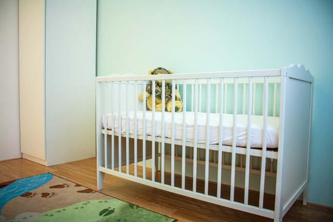 Babykamer Willem 3