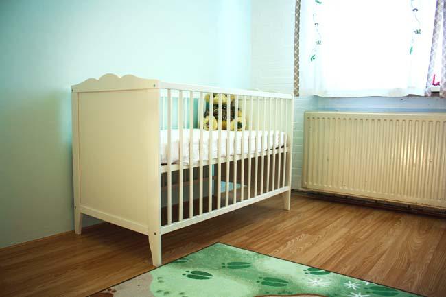Babykamer Willem 4