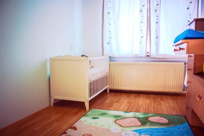 Babykamer Willem