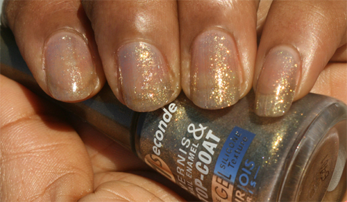 Bourjois Gold is Back top-coats 3
