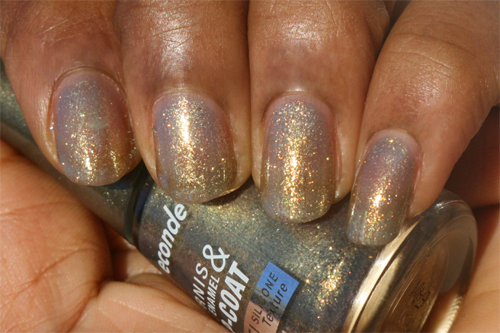 Bourjois Gold is Back top-coats 4