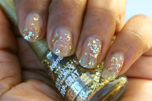 Bourjois Gold is Back top-coats 5
