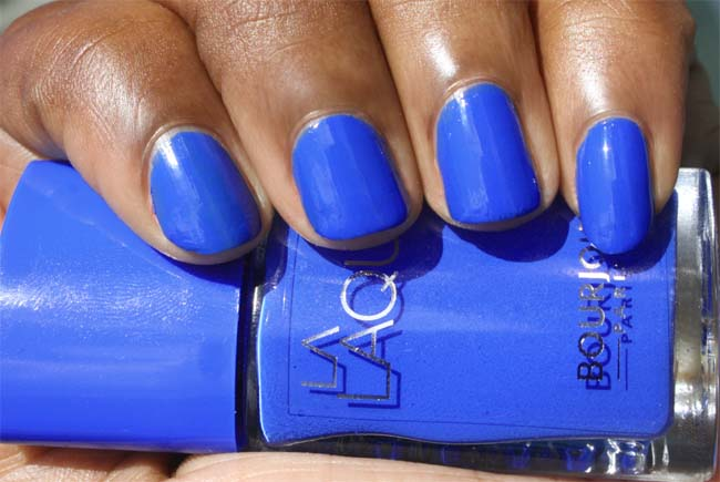 Bourjois La Laque 11 Only Bluuuue 1-1