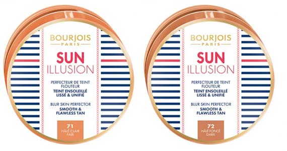 Bourjois sun illusion