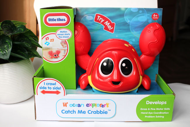 Catch Me Crabbie 2