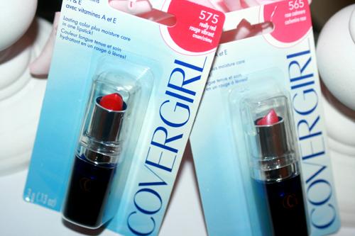 Covergirl Lipsticks 6
