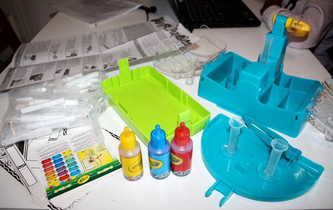 Crayola Marker Maker 4