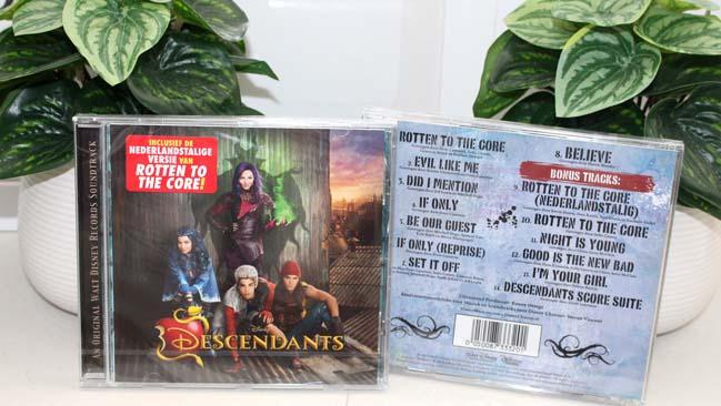 Descendants CD