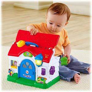 Fisher- Price Puppy's Activity-huis