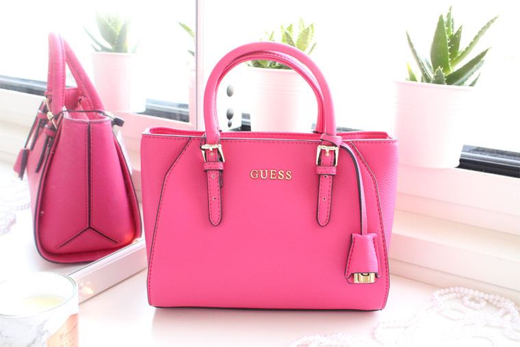 Guess Sissi Small Satchel handbag Mommyonline.nl