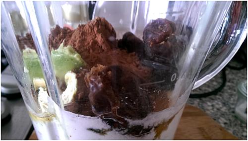 Healthy chocolademousse 2