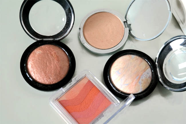 Highlighters budget en high end 3