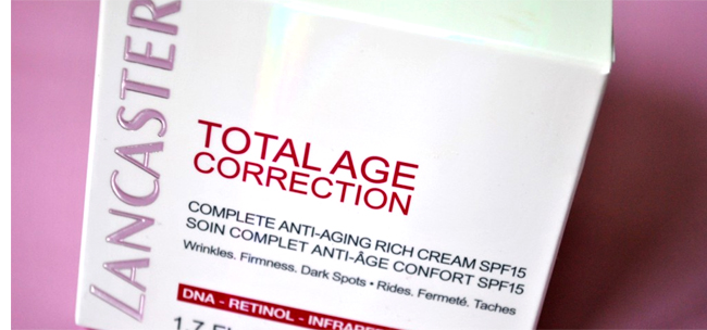 Lancaster Total Age Correction