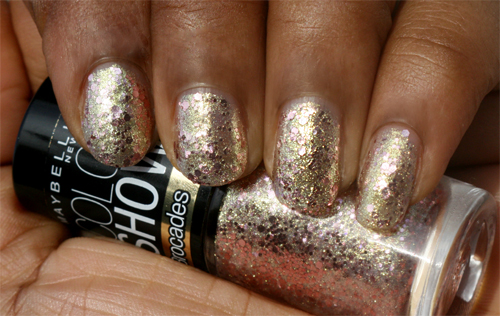 Maybelline Color Show Brocades Knitted Gold