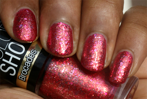 Maybelline Color Show Brocades Rosy Rosettes