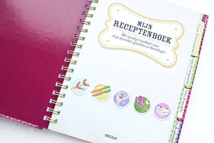 Boek Review Mijn Receptenboek Mommyonlinenl