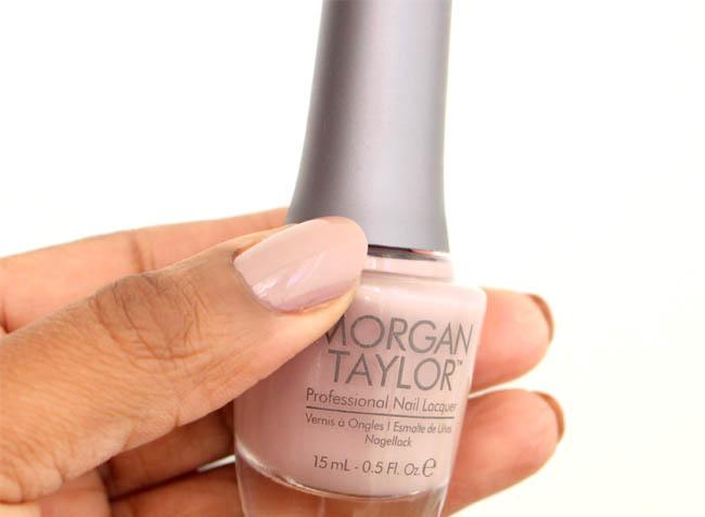Morgan Taylor Perfect Match 1