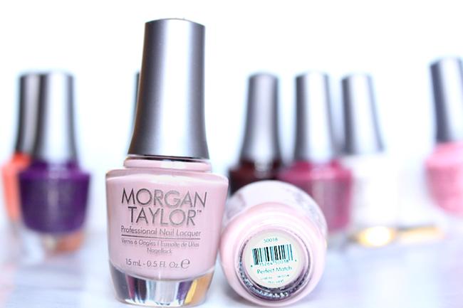 Morgan Taylor Perfect Match 4