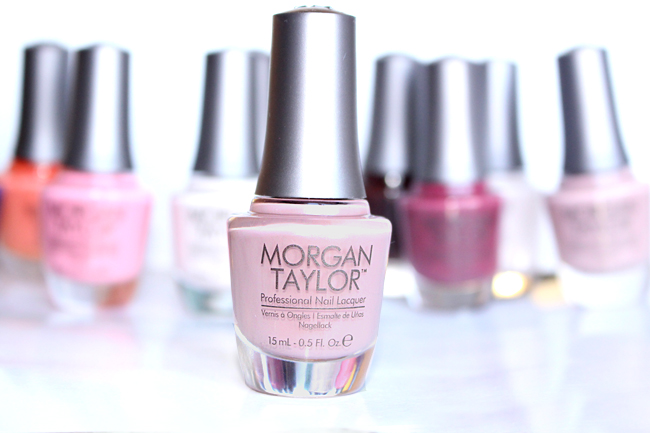 Morgan Taylor Perfect Match 5