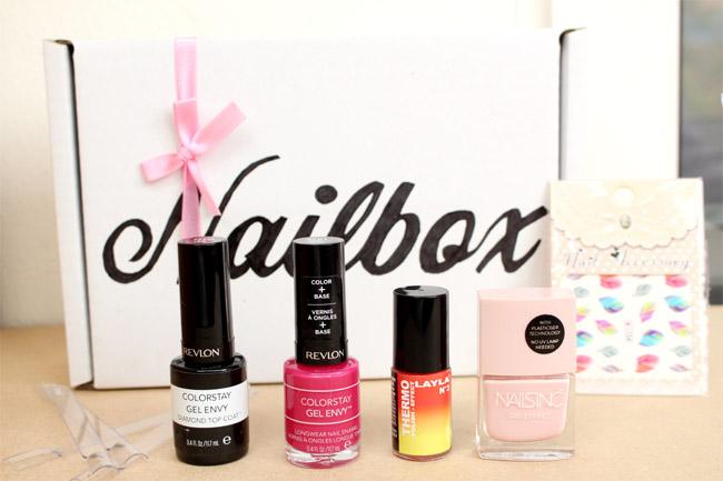 Nailbox augustus inhoud