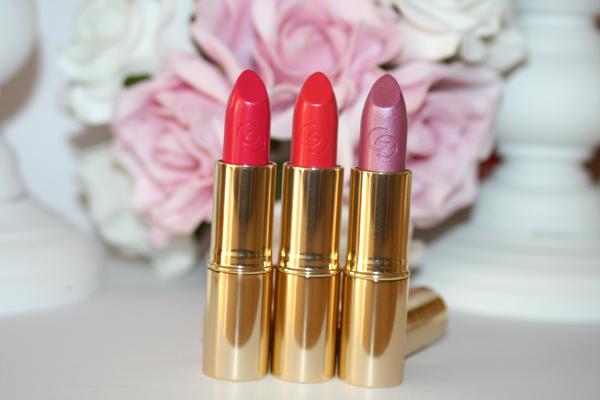 Oriflame Giordani Gold Iconic Lipsticks  2