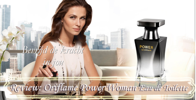 Review Oriflame Power Woman