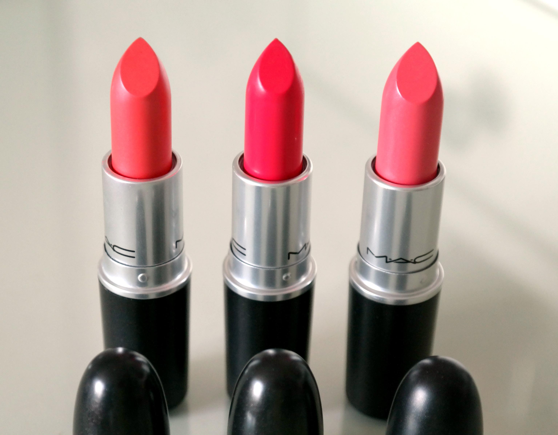 Genoeg 4x Mac lipsticks voor de lente en zomer - MommyOnline.nl #WU74