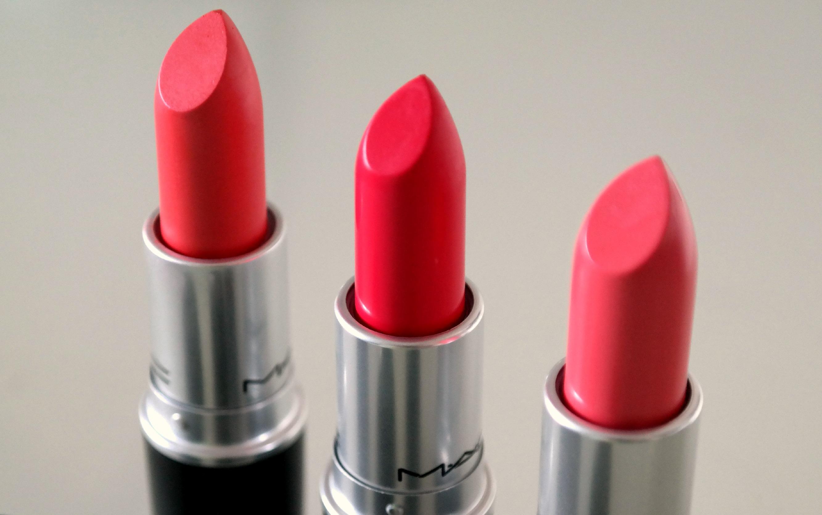 Nieuw 4x Mac lipsticks voor de lente en zomer - MommyOnline.nl LX-21