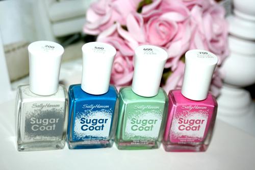 Sally Hansen Sugar Coat nail polish 1