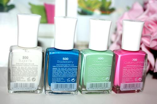 Sally Hansen Sugar Coat nail polish 2