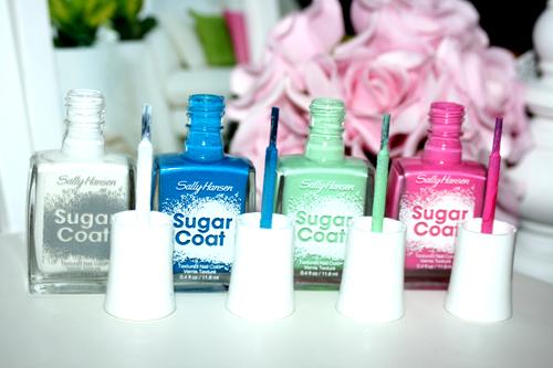 Sally Hansen Sugar Coat nail polish 3