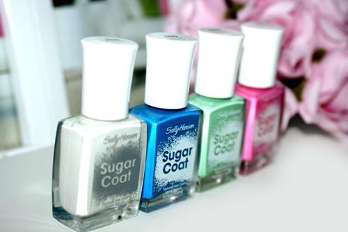 Sally Hansen Sugar Coat nail polish 5