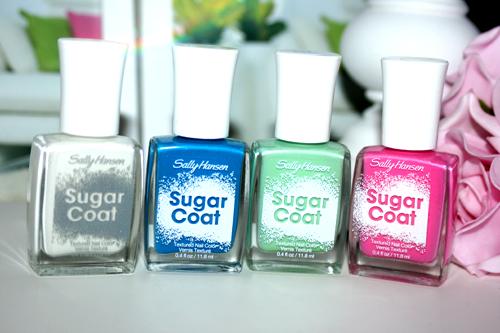 Sally Hansen Sugar Coat nail polish