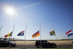 Terugkomst slachtoffers MH17