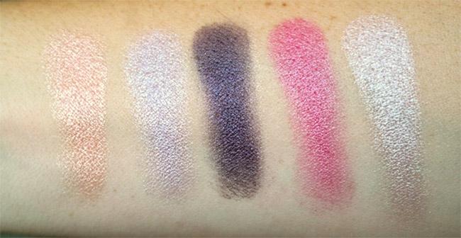 Vivien Kondor eyeshadow palette (koel) 3