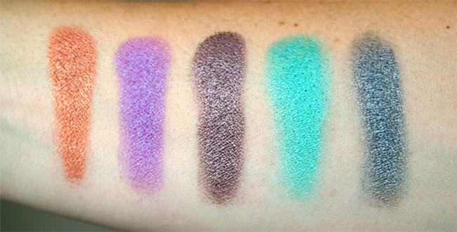 Vivien Kondor eyeshadow palette (koel) 4