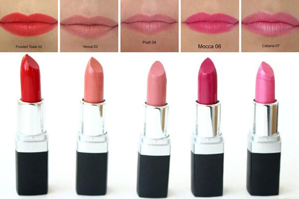 Vivien kondor lipsticks 2