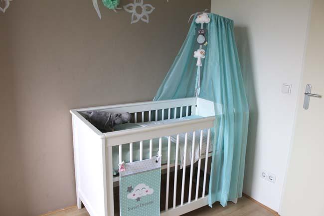 binnenkijken babykamers | babykamer chloé - mommyonline.nl, Deco ideeën