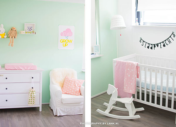 babykamer kleuren muur ~ lactate for ., Deco ideeën