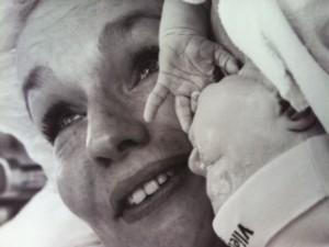 geboorte foto