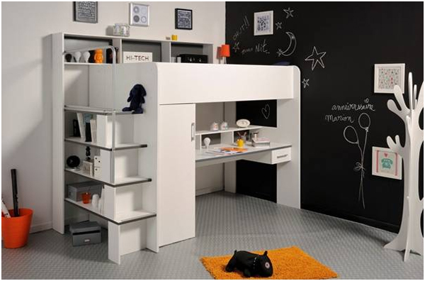 Kinderkamer Kleine Kinderkamer Inrichten : Inspiratie voor kleine ...