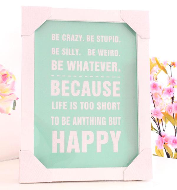 lijst happy
