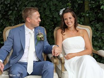maai trouwen