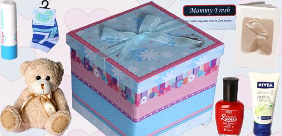Bedwelming Beroemd Felicitatie Zwangerschap Cadeautje &MO71 @VK66