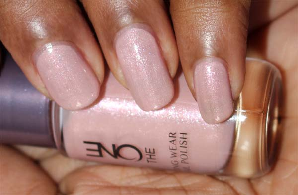 oriflame Ice Pink 2