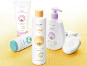 oriflame baby producten