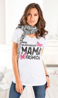 Moderne Zwangerschapskleding.Fashion Pretty Pregnant Mommyonline Nl