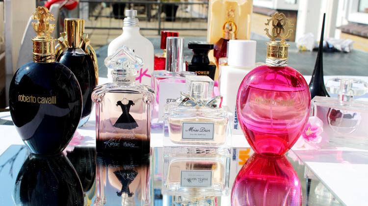 parfum stash