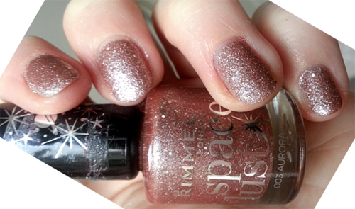 rimmel space dust 3